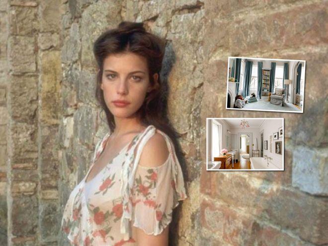 Дом мечты: Лив Тайлер провела экскурсию по своему таунхаусу