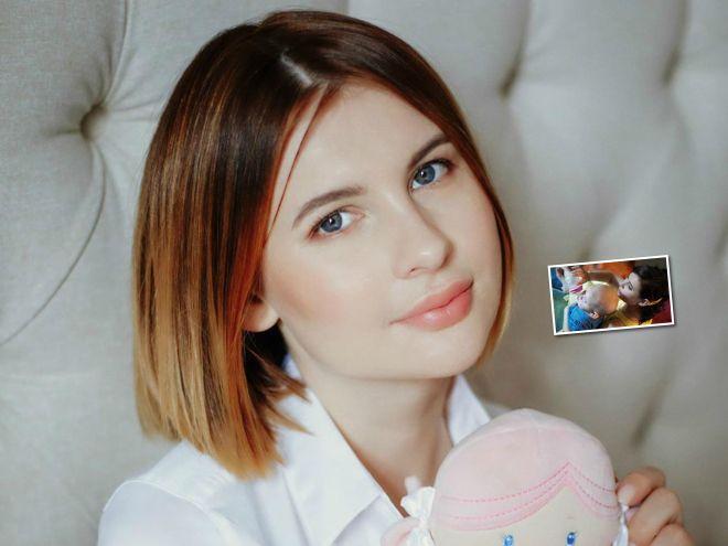 Мамина принцесса: Анна Цуканова-Котт показала лицо дочки в нежной фотосессии