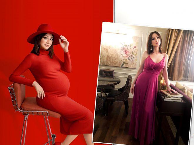 11 пунктов: Согдиана подробно рассказала, как худеет после родов