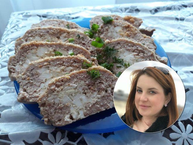 Очень быстро: Ирина Слуцкая поделилась фирменным рецептом мясного рулета своей мамы