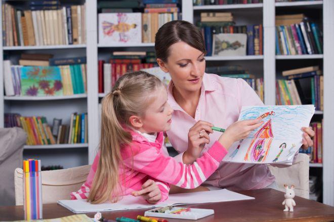 Способы, как научить ребенка рисовать