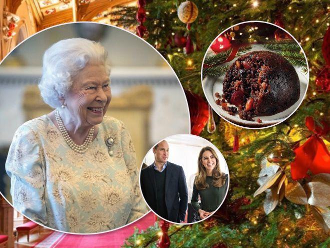 Любимый кондитер королевской семьи поделилась рецептом рождественского пудинга
