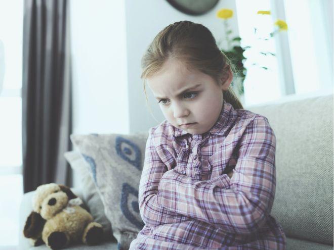 Совет дня: избавьтесь от привычки говорить ребенку фразу «Иди и успокойся»
