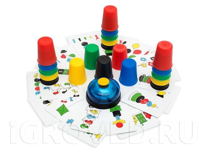 Настольные игры для трёхлетки