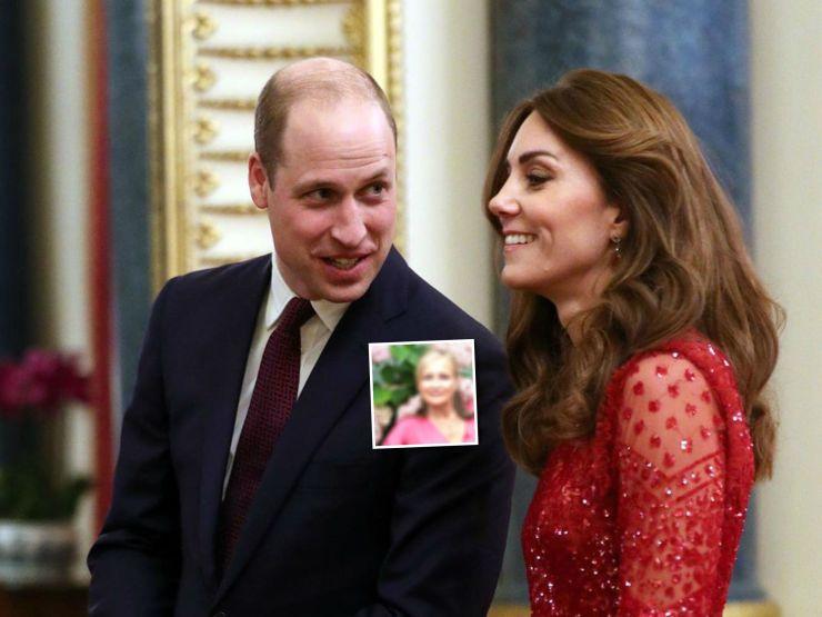 Одна на двоих: у Кейт Миддлтон и принца Уильяма есть общая... мама