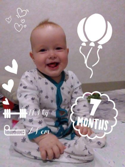 7 месяцев