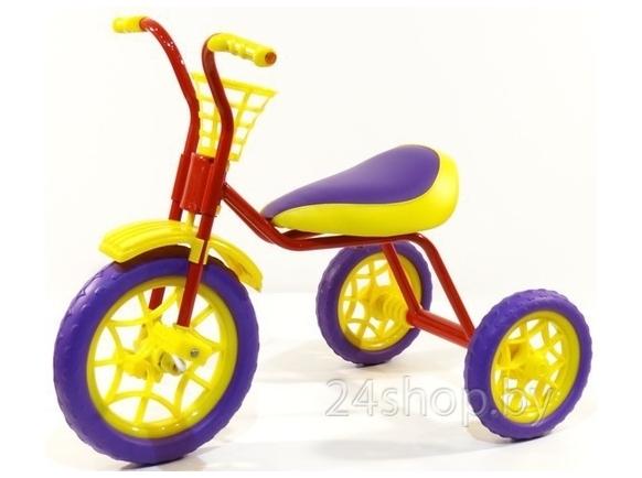Первый велосипеед