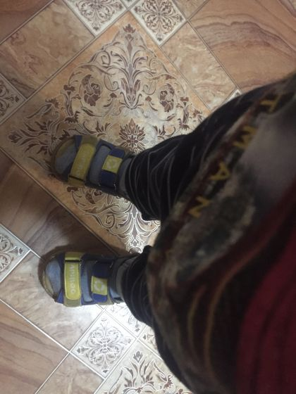 Ортопедические ботинки( сандали)