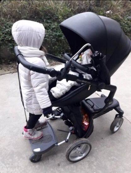 Подножка для старшего ребёнка