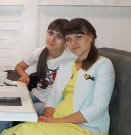 Женская дружба бывает)))))моя вторая