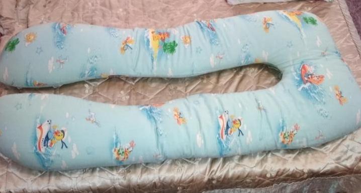 Продам Подушку для беременных и кормления