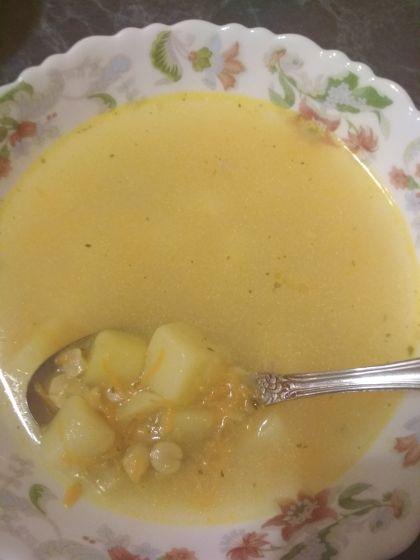 Как готовите гороховый суп?